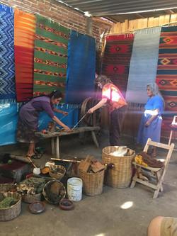 oaxaca weaving