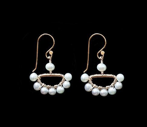 Cirrus Earrings - 14k Gold Fill