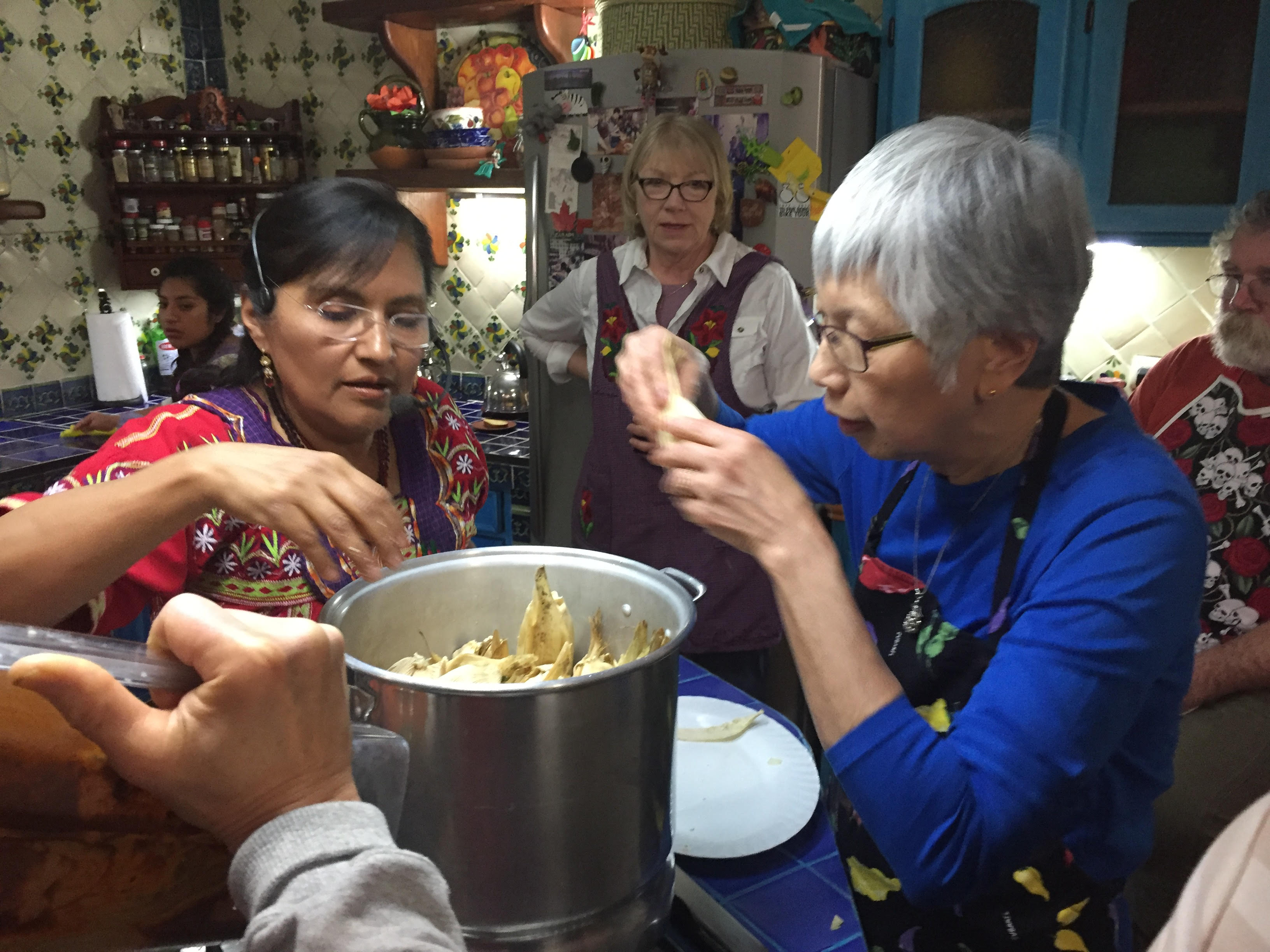 oaxaca cooking lesson