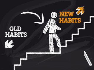 Habits:  Helpful or a Hindrance? With Apologies to Hillary