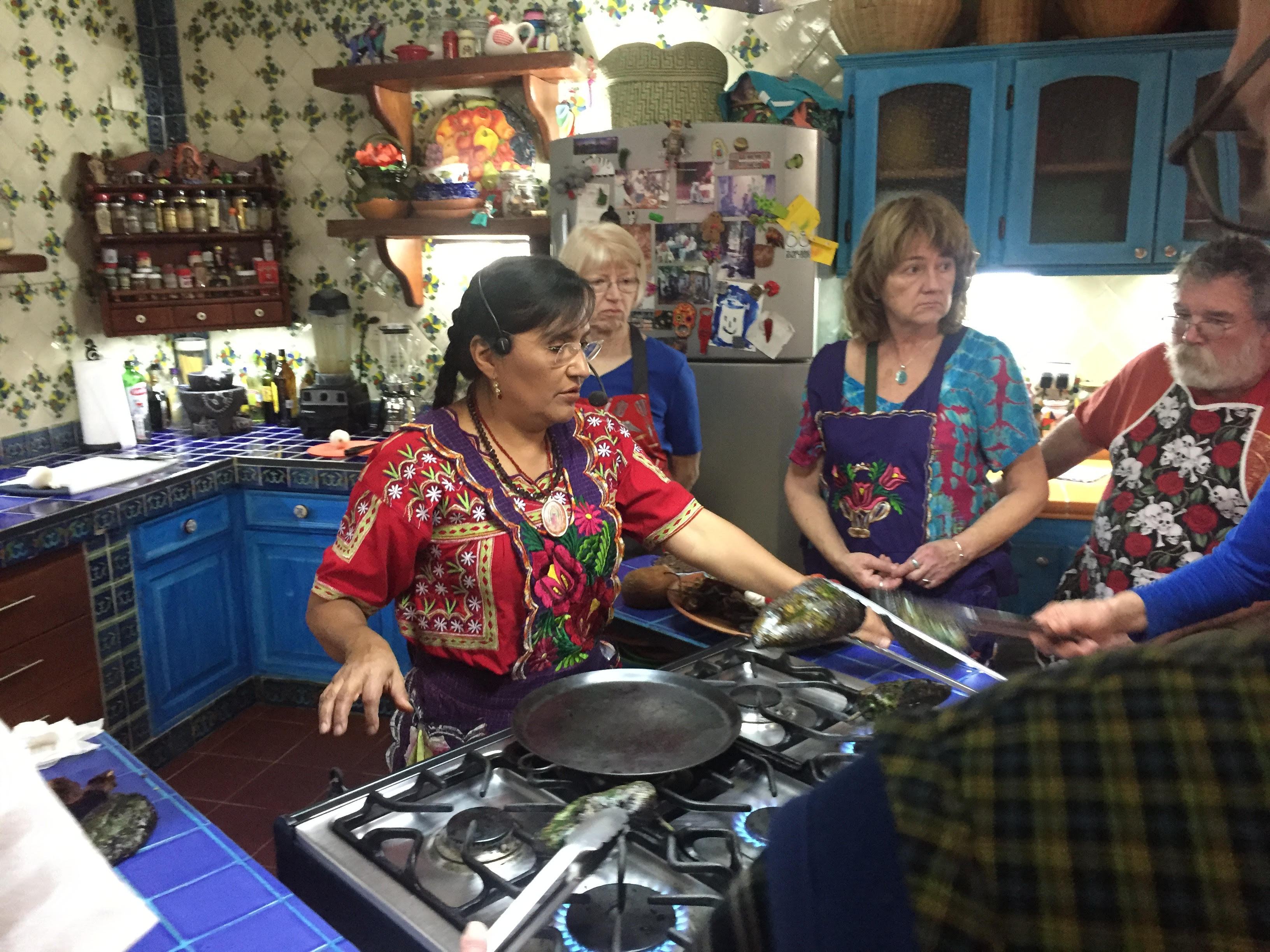 oaxaca cooking lesson 2