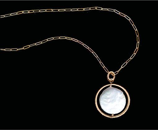 Luna - 14k Gold Fill