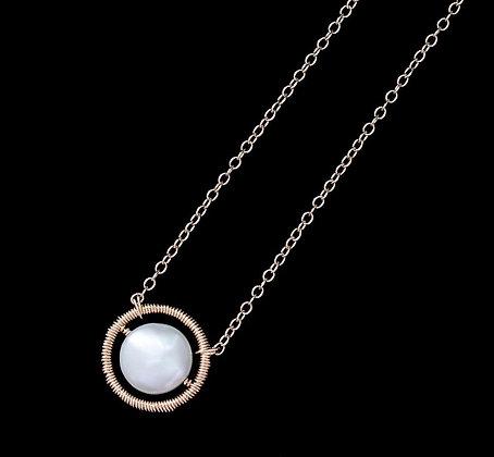 Spot On Necklace - 14k Gold Fill