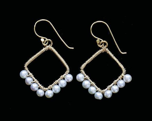 Diaz Earrings - 14k Gold Fill