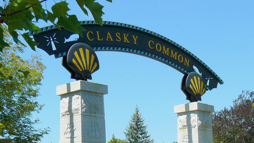 CLASKY COMMON New Bedford, MA