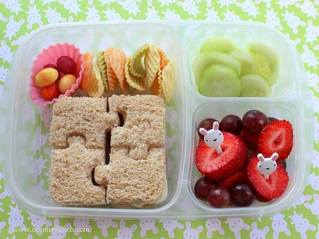 Nutritious School Snacks
