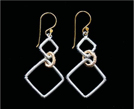 Corners Earrings