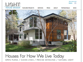 Congratulations to Light House Design