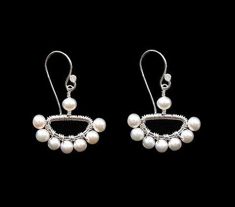Cirrus Earrings - Sterling Silver