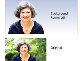 No Background - No Problem!