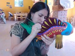 Fuentes Silvia painting (2)