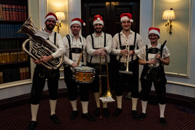 Prostbusters Christmas Brass Band