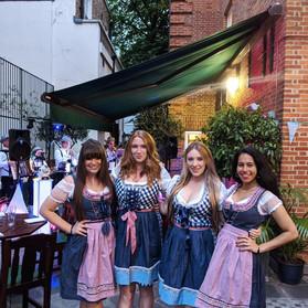 Caledonian Club Oktoberfest