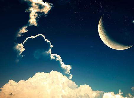 A Lua Cresce...a Mudanca emerge...