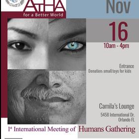 evento 1 ano ATHA