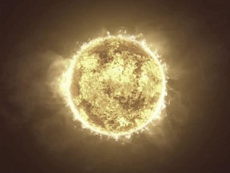 O Eclipse Solar ativando o seu destino!