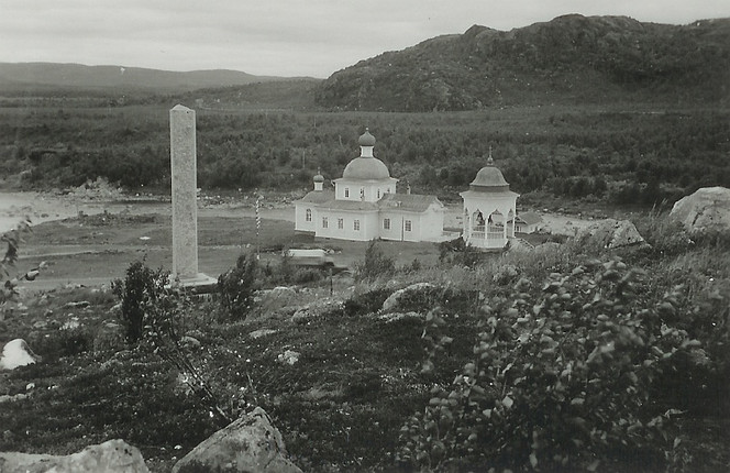 Pechenga Monastery, c. 1940