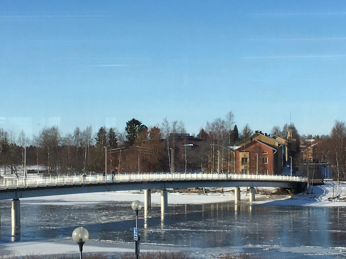 Oulu and Pikisaari
