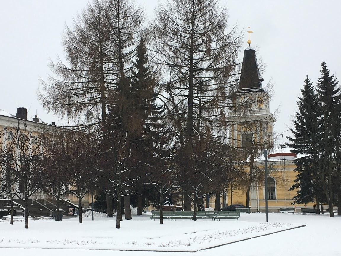 Vanha Kirkko (Old Church)