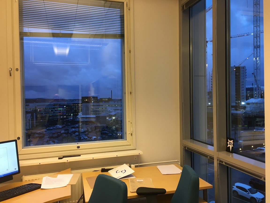 View from Office