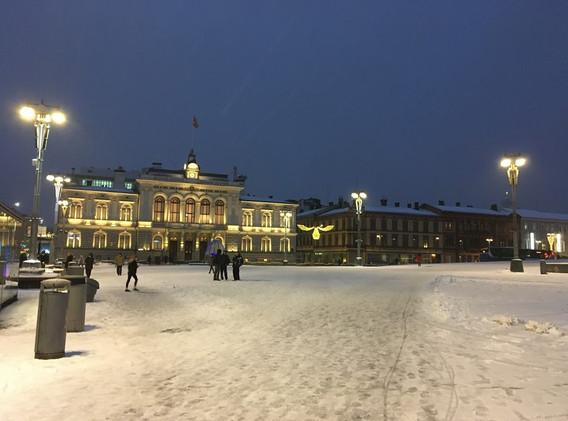 Keskustori (Central Square)