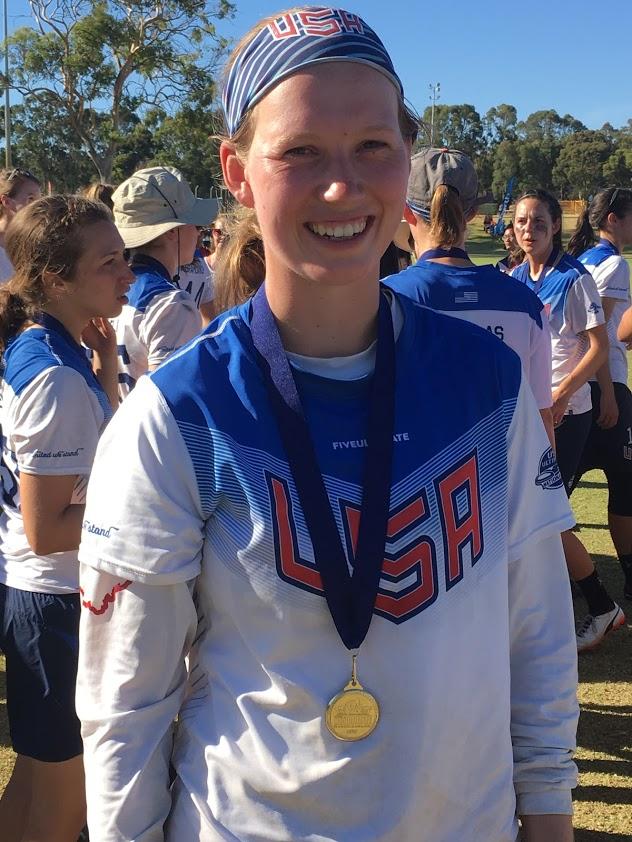 Sophie Gold Medal