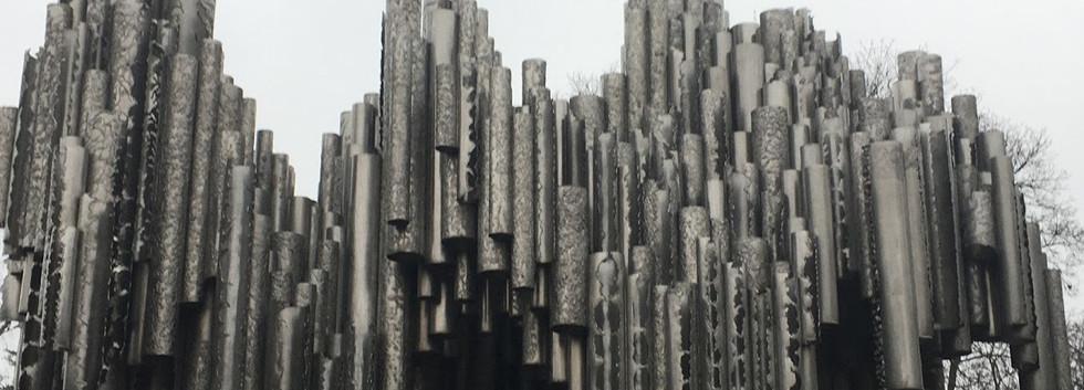 Sibelius Memorial