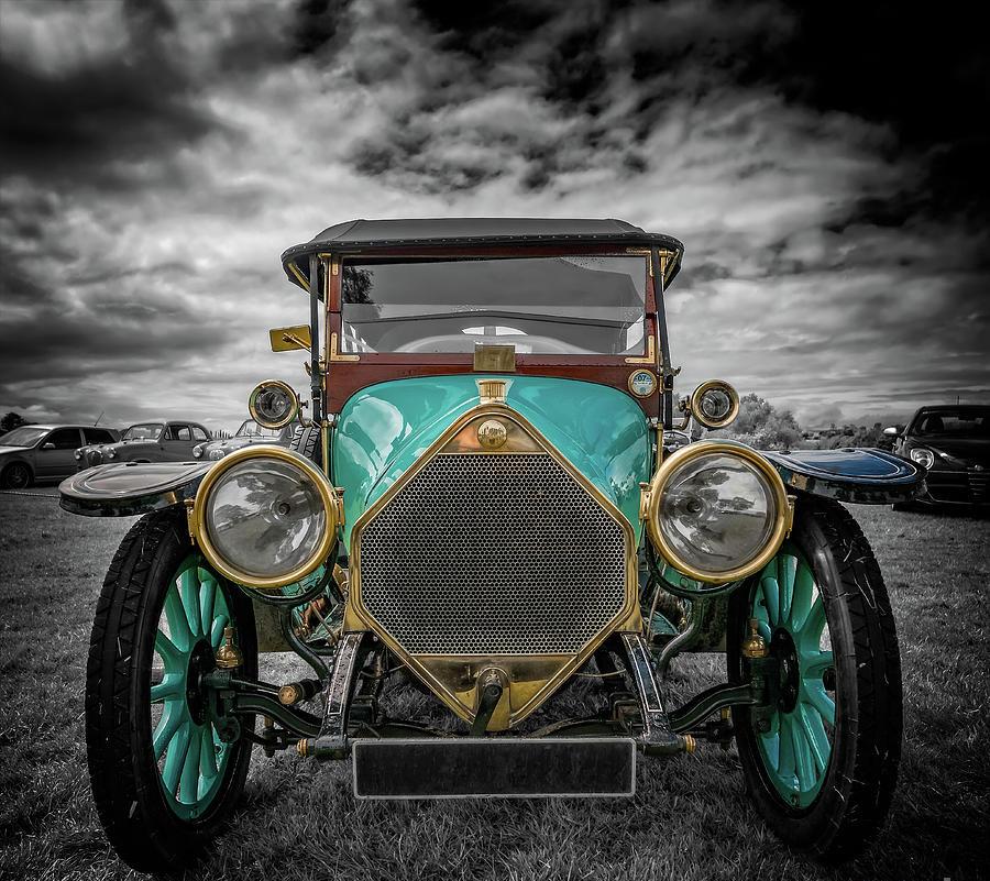 1912 Iris 15hp
