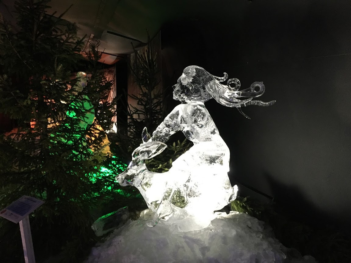 Ice Sculptures, Tampere