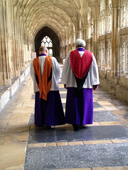 Gloucester Cathedral 2017