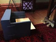 Piano Footstool
