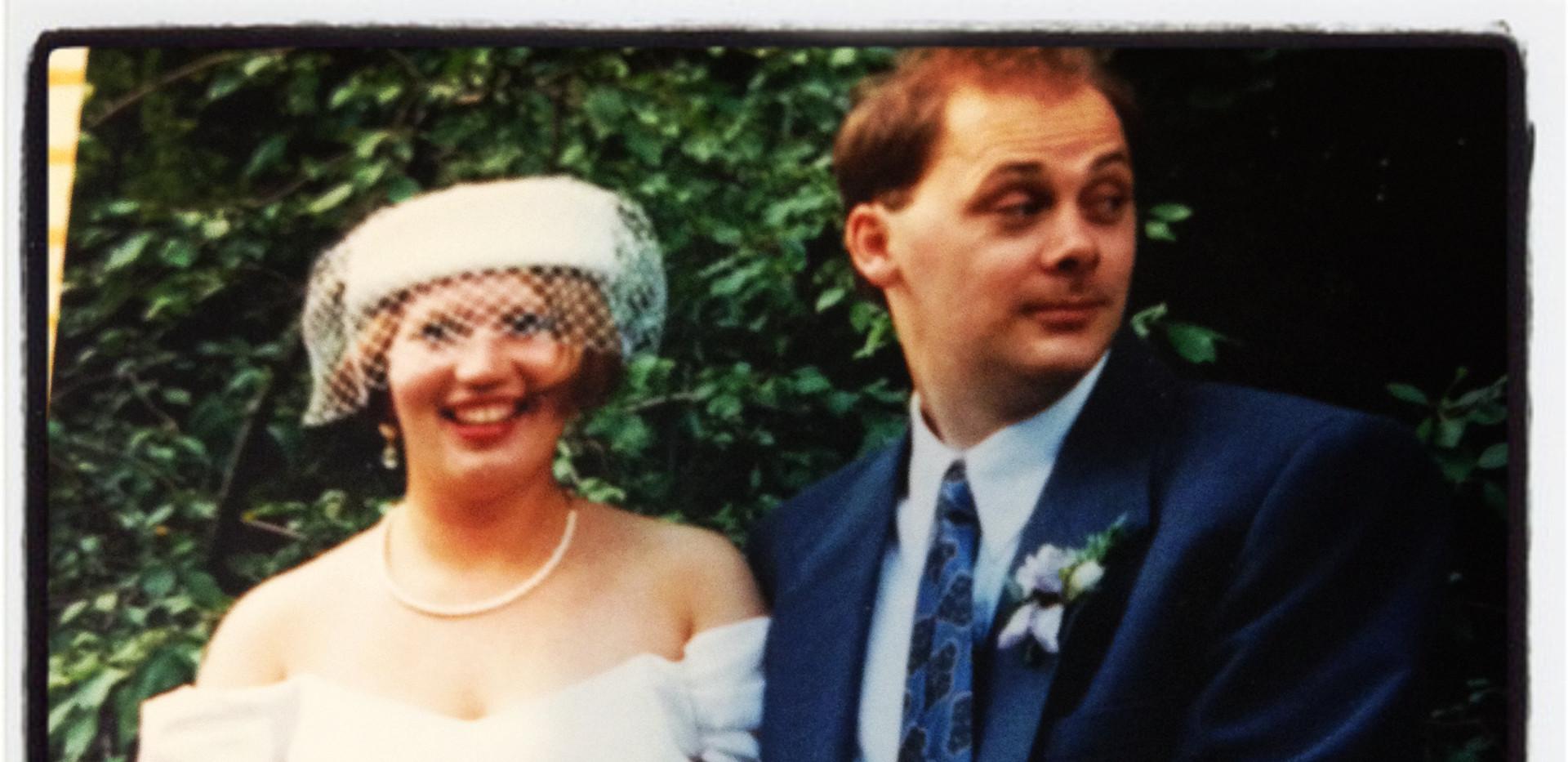 Bride in Bendel Bonnet