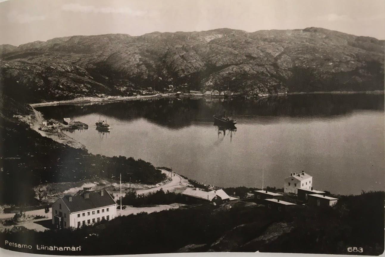 Liinahamari Harbor