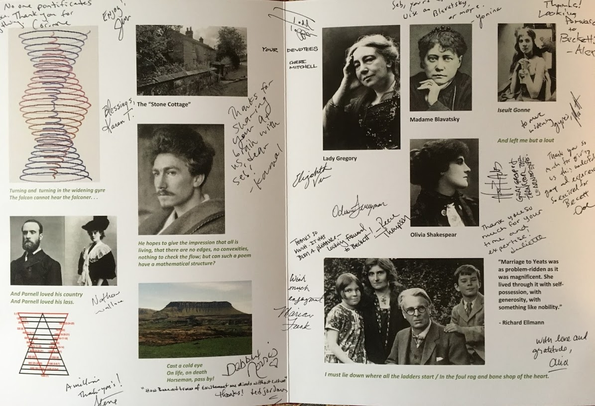 Yeats Photo Album