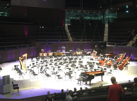 Helsinki Music Hall