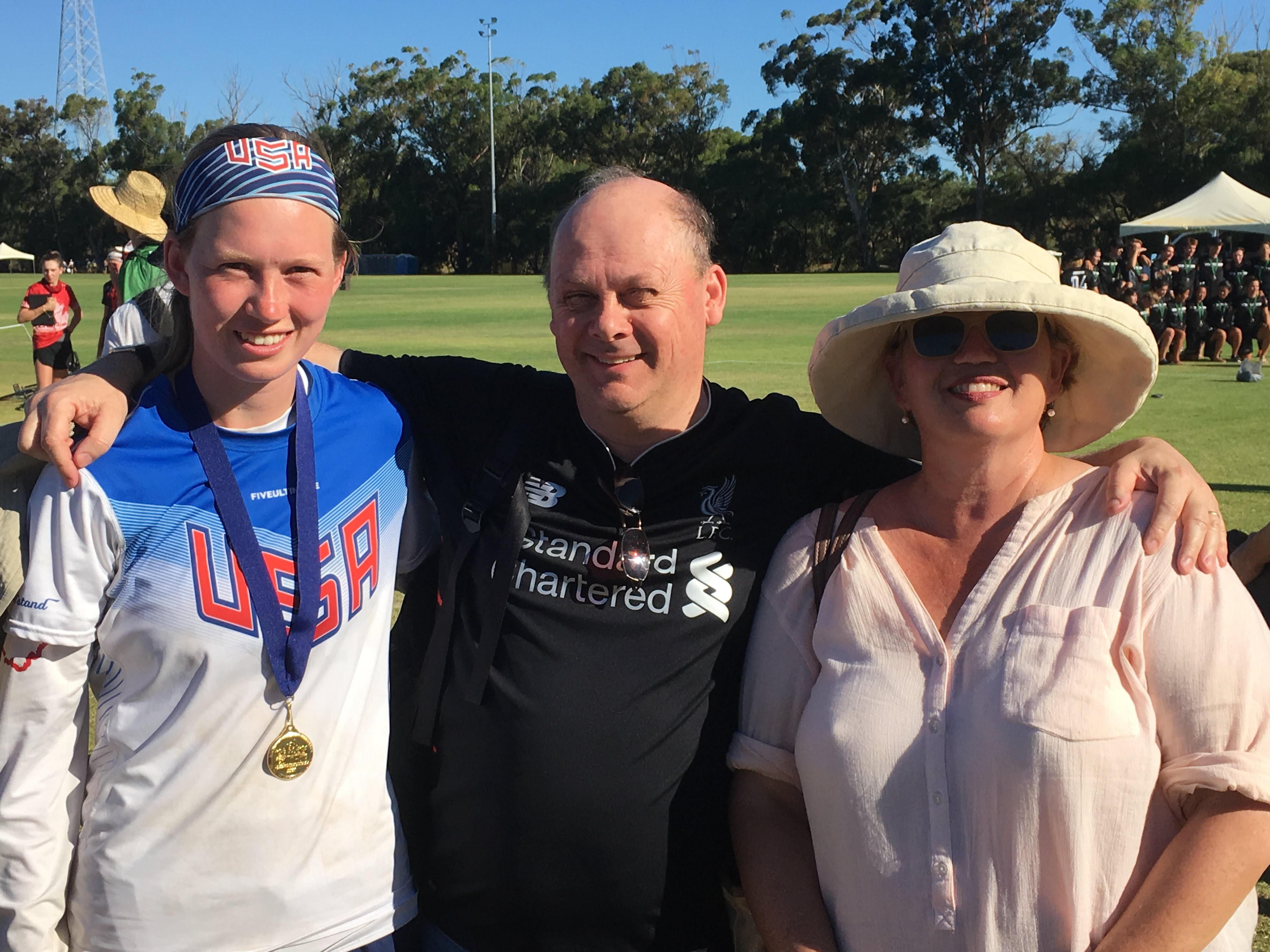 Gold Medal Parents