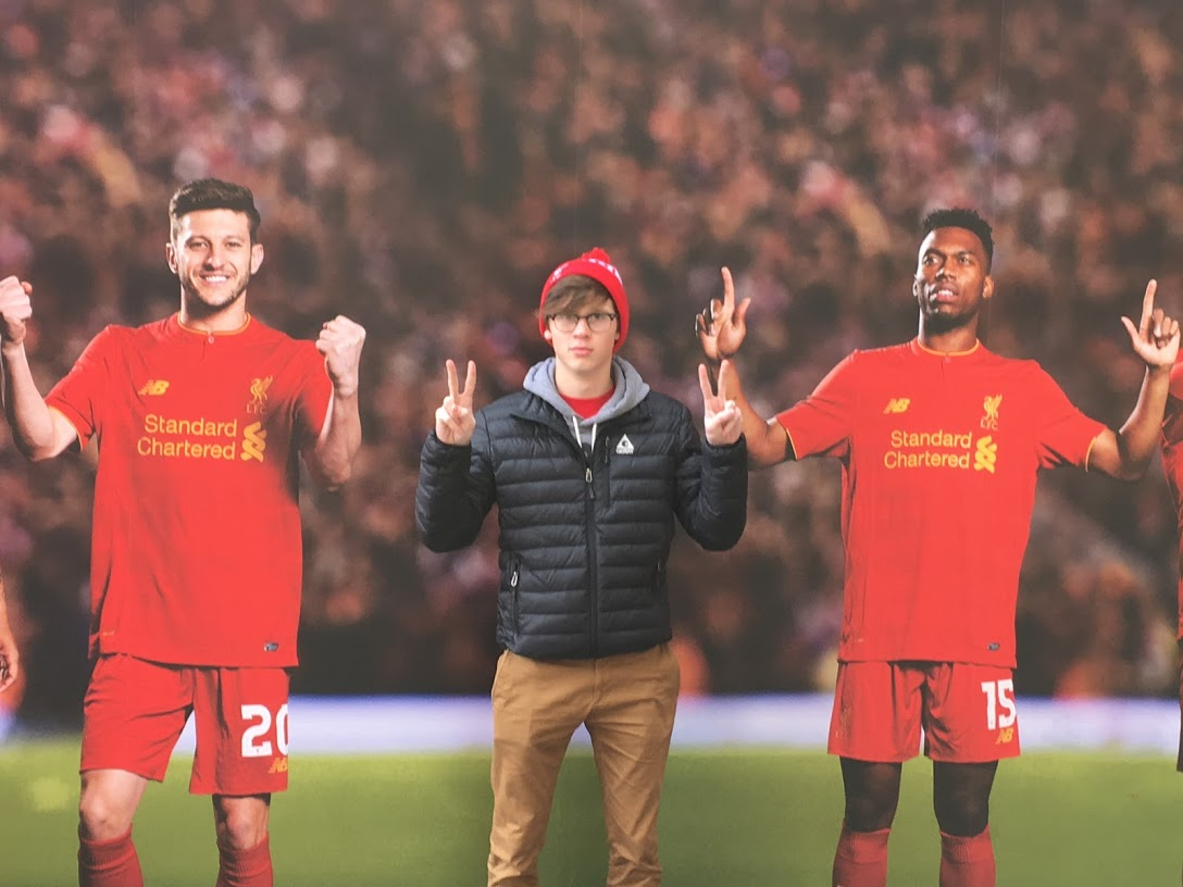 Anfield 2018