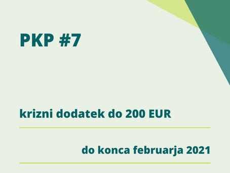 PKP 7 - krizni dodatek