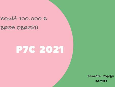Kredit do 100.000 EUR brez obresti
