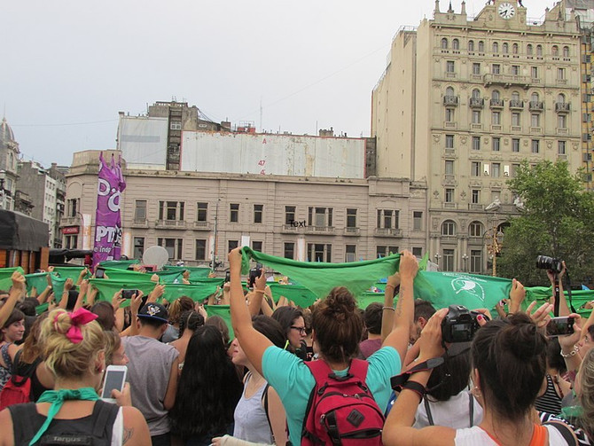 #Aborto Legal Ya: Abortion Activism in Argentina