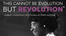 #feministfriday | Shirley Chisholm