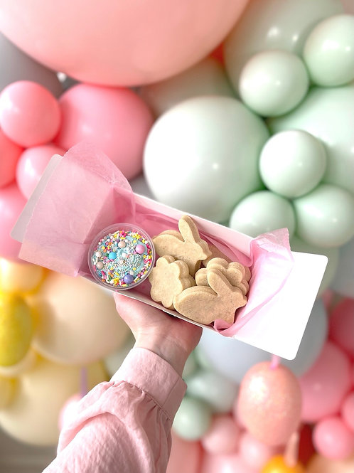 Easter Cookie Dunkers