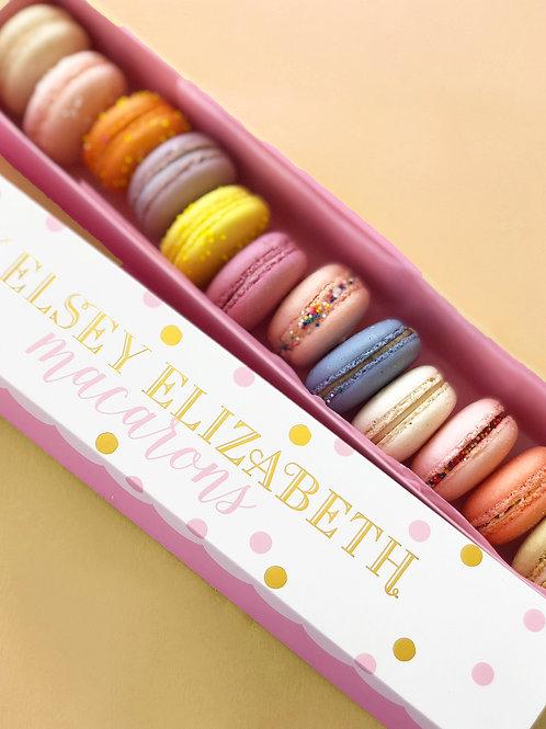 1 Dozen Mother's Day Macarons