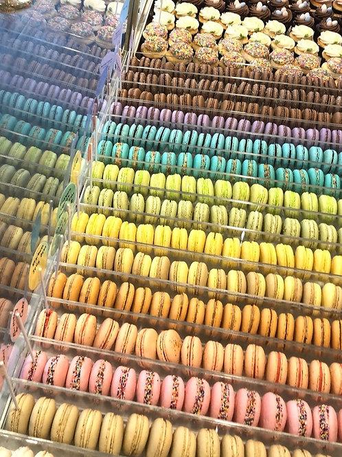 1 Dz Easter Macarons
