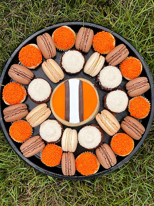 Browns Party Tray!