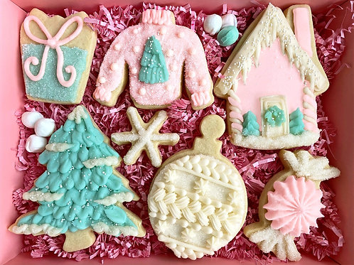 Buttercream Cookie Gift Set