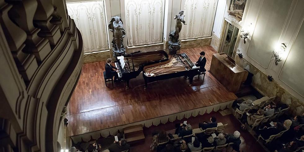 TWO PIANOS RECITAL: MATTEO FOSSI - MARCO GAGGINI