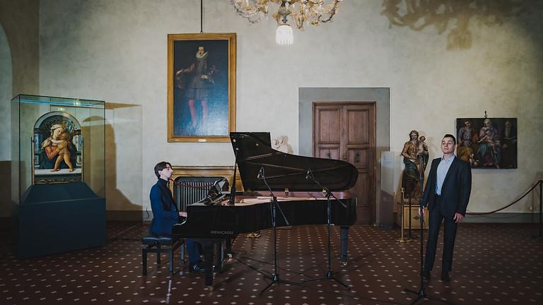 Recital con Antonio Giovannini