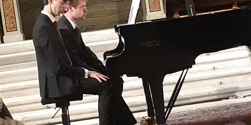 PIANO DUET RECITAL | MATTEO FOSSI - MARCO GAGGINI