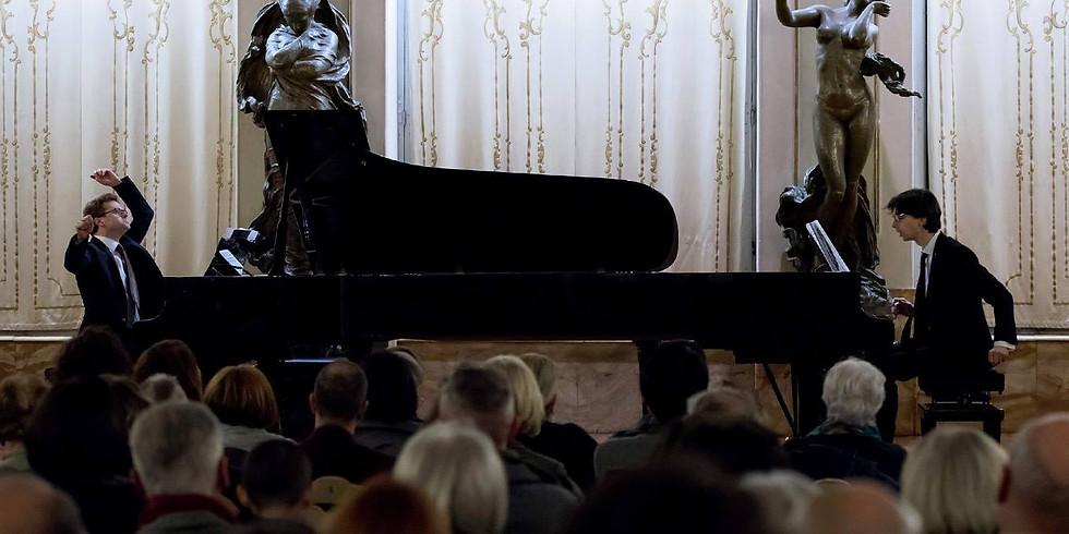 TWO PIANOS RECITAL: MATTEO FOSSI - MARCO GAGGINI| I CONCERTI AL QUIRINALE